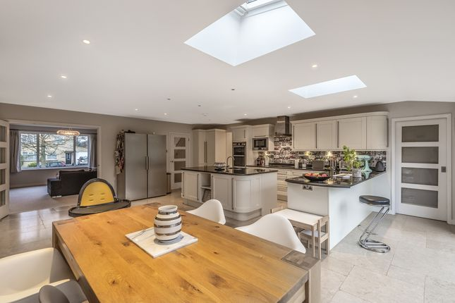 Thumbnail Detached house to rent in Cranwells Park, Bath