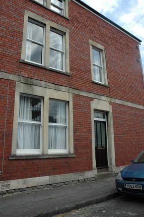 Thumbnail Terraced house to rent in Highbury Villas, Bristol