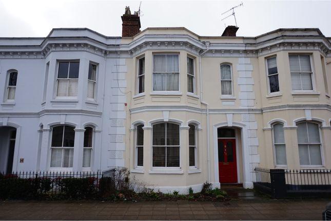 Thumbnail Terraced house for sale in Clarendon Avenue, Leamington Spa