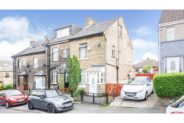 3 bed end terrace house for sale in Farfield Road, Bradford BD6