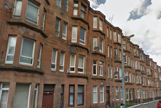 1 bed flat to rent in Aberdour Street, Glasgow