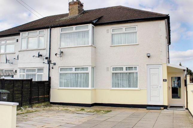 Thumbnail Maisonette for sale in The Sunny Road, Enfield