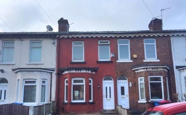 Thumbnail Terraced house to rent in Shakespeare Crescent, Eccles, Manchester