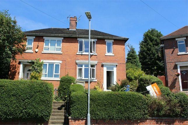 Thumbnail Semi-detached house for sale in Hazelhurst Road, Stoke-On-Trent, Staffordshire