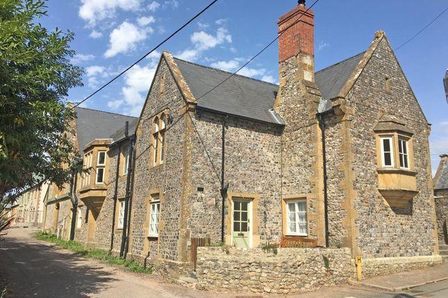Thumbnail Flat for sale in Flat 2, St Andrews Old School House, Chardstock, Axminster, Devon