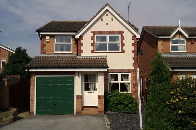 Thumbnail Detached house to rent in Ascott Close, Hull