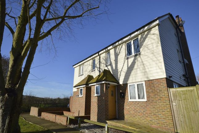 Thumbnail Semi-detached house to rent in Bayfield, Painters Forstal, Faversham