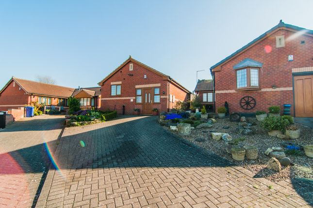 Front Of House of Rockcliffe Close, Wadworth, Doncaster DN11