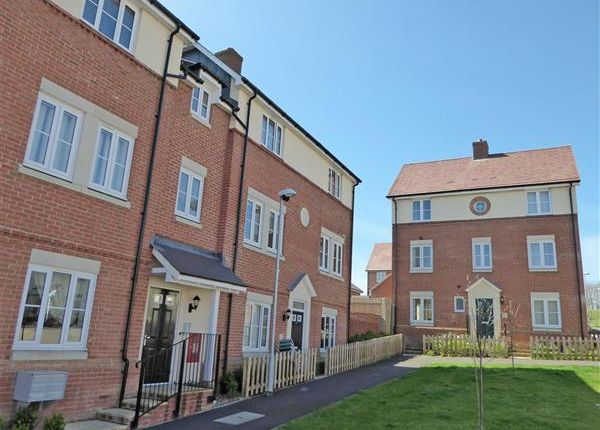 Thumbnail Flat to rent in Flint Way, Cathedral Gate, Salisbury