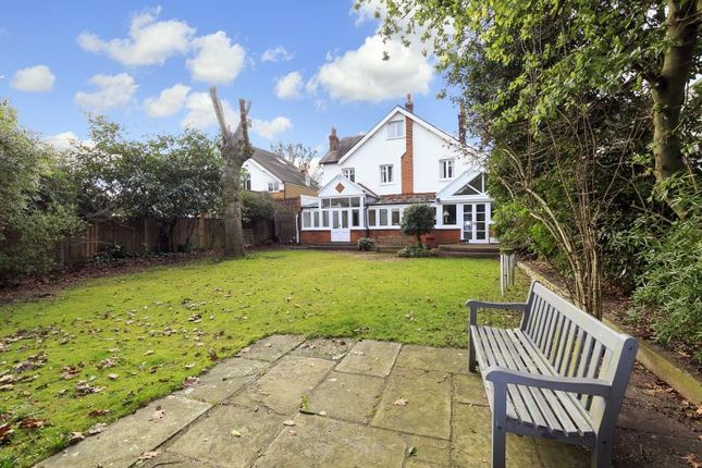 6 bed detached house for sale in Cole Park Road, Twickenham