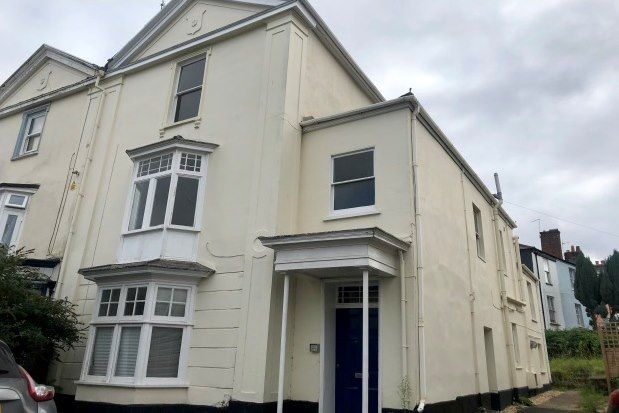 Flat to rent in 93 Old Tiverton Road, Exeter