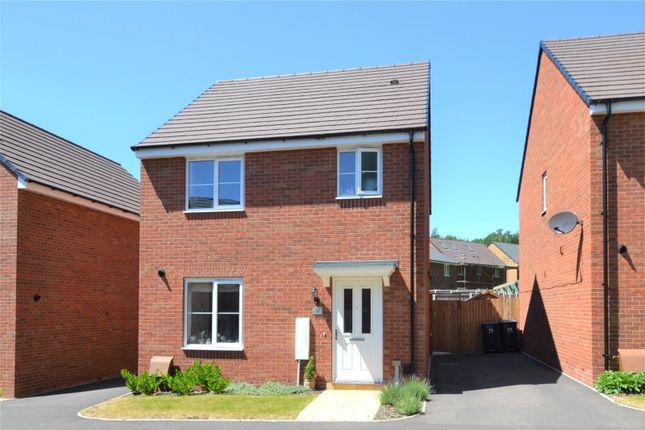Thumbnail Detached house for sale in Hawker Close, Longbridge, Birmingham