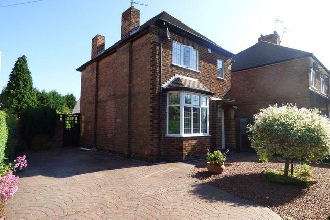 Thumbnail Detached house to rent in Curzon Street, Long Eaton, Nottingham