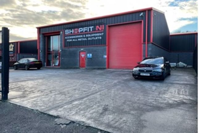 Thumbnail Property to rent in Loughway Business Park, Newry