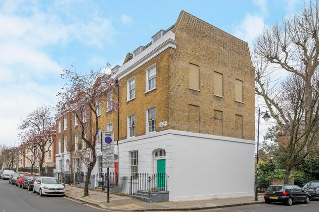 Thumbnail Flat for sale in 2-4 College Cross, Islington
