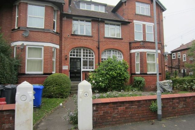 Thumbnail Flat for sale in 2-4, Athol Road, Whalley Range, Manchester