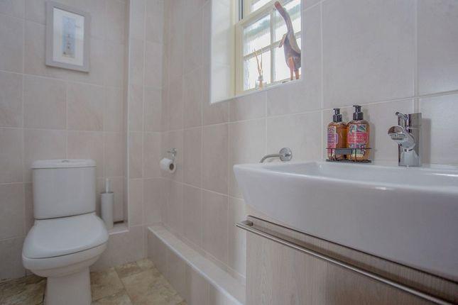 Cloak Room of Crawford House, Thorpe Road, Peterborough, Cambridgeshire. PE3