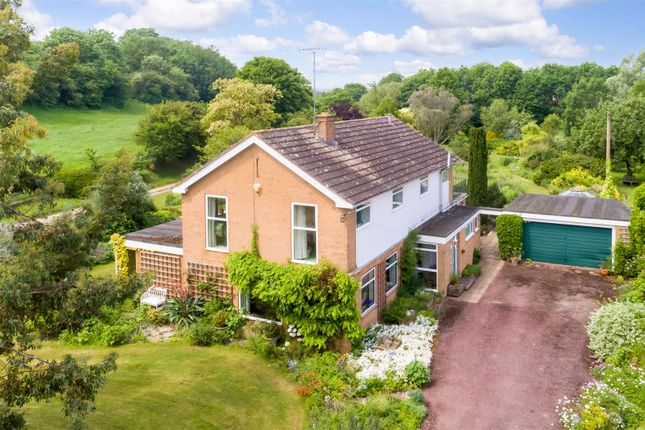 Thumbnail Detached house for sale in The Bank, Bidford-On-Avon, Alcester