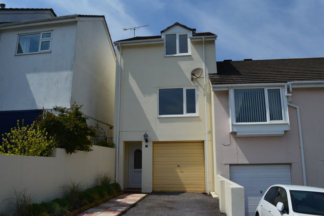 Thumbnail Semi-detached house for sale in Bench Tor Close, Torquay
