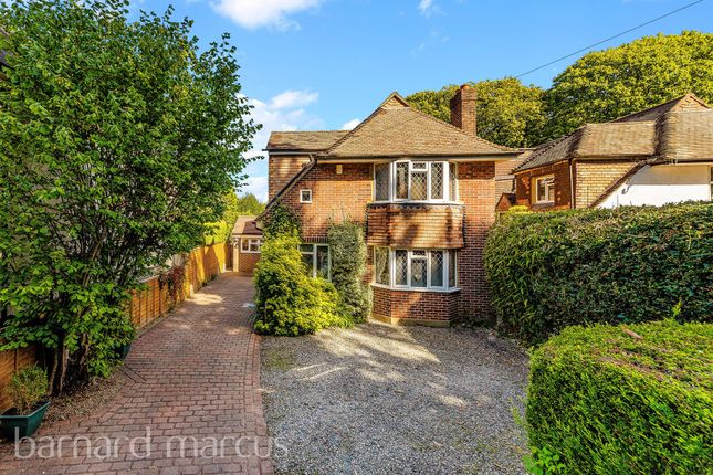 Thumbnail Detached house for sale in Tangier Way, Burgh Heath, Tadworth