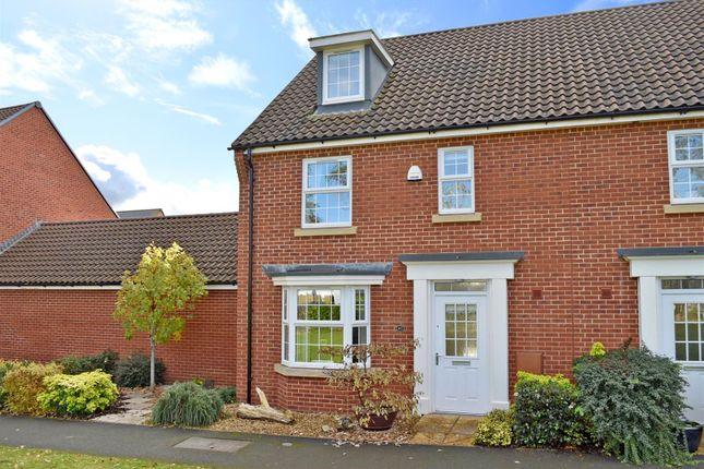 Thumbnail Semi-detached house for sale in Collett Road, Norton Fitzwarren, Taunton
