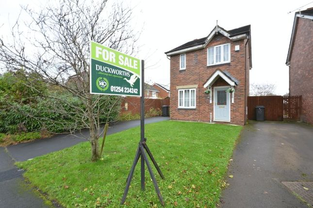 Thumbnail Detached house for sale in Apple Tree Way, Oswaldtwistle, Accrington