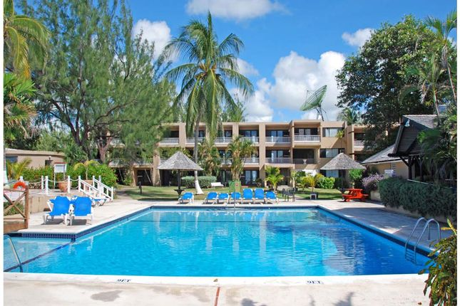 Thumbnail Hotel/guest house for sale in Silver Sands Hotel, Silver Sands, Christ Church
