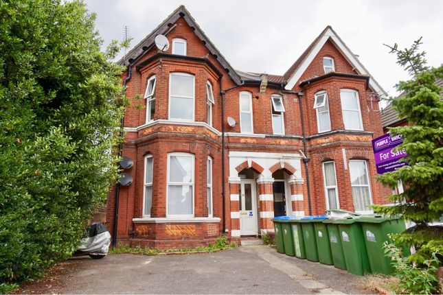 Thumbnail Flat for sale in 30 Landguard Road, Shirley, Southampton