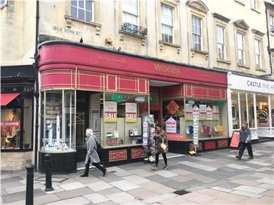 Thumbnail Retail premises to let in Ground Floor & Basement, 12 Old Bond Street, Bath, Bath And North East Somerset
