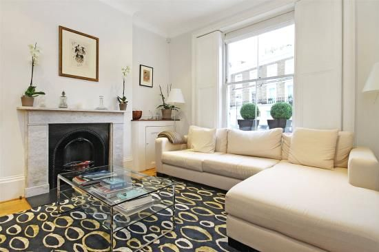 Thumbnail Terraced House To Rent In Portland Road, London