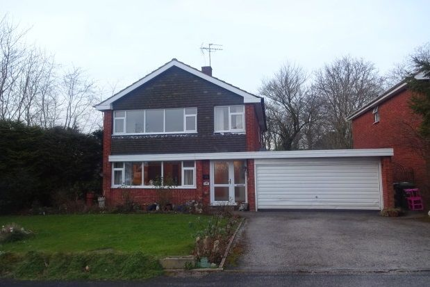 Thumbnail Detached house to rent in Newquay Road, Walsall