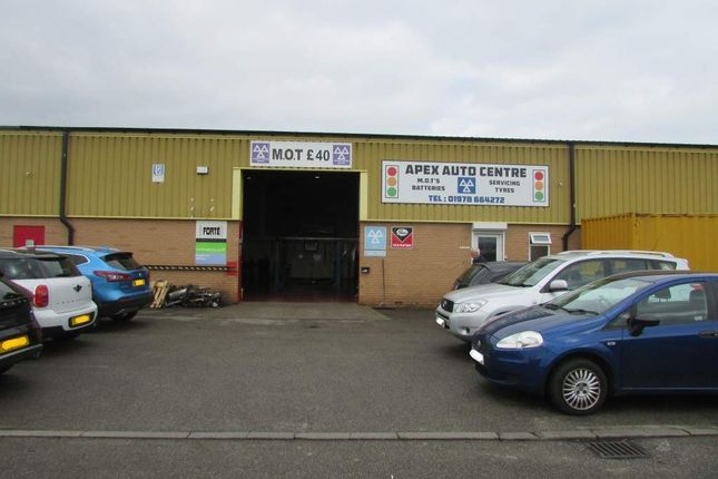 Thumbnail Parking/garage for sale in Clywedog Road South, Wrexham Industrial Estate, Wrexham