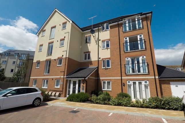 Thumbnail 1 bed flat for sale in Hammy Close, Shoreham-By-Sea