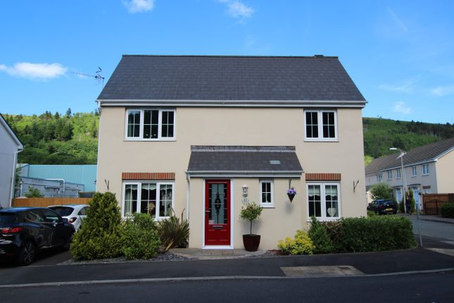 Thumbnail Detached house for sale in Maes Y Ffynnon, Ynysboeth, Mountain Ash