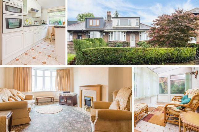 Thumbnail Semi-detached bungalow for sale in Caerleon Road, Newport