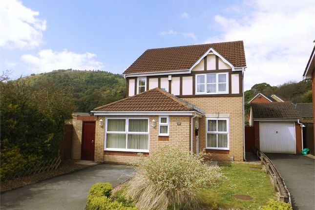 Thumbnail Detached house for sale in Cae Glas, Cwmavon, Port Talbot, West Glamorgan