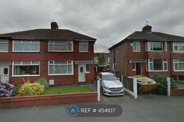Thumbnail Semi-detached house to rent in Blandford Road, Eccles, Manchester