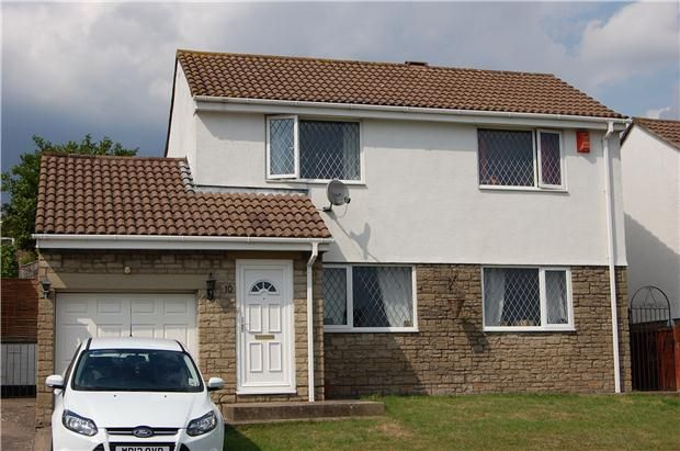 Thumbnail Detached house to rent in Pines Road, Bitton, Bristol