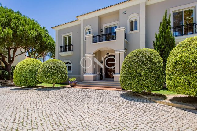 Thumbnail Villa for sale in Fazenda Santiago, Almancil, Loulé Algarve