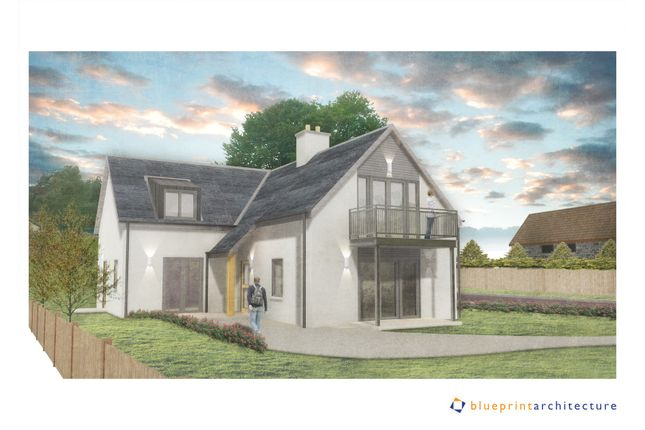 Thumbnail Detached house for sale in Fort William Road, Newtonmore