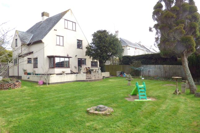 Thumbnail Detached house for sale in Sherford Road, Elburton, Plymouth