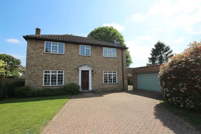 Thumbnail Detached house for sale in Beauforts, Englefield Green