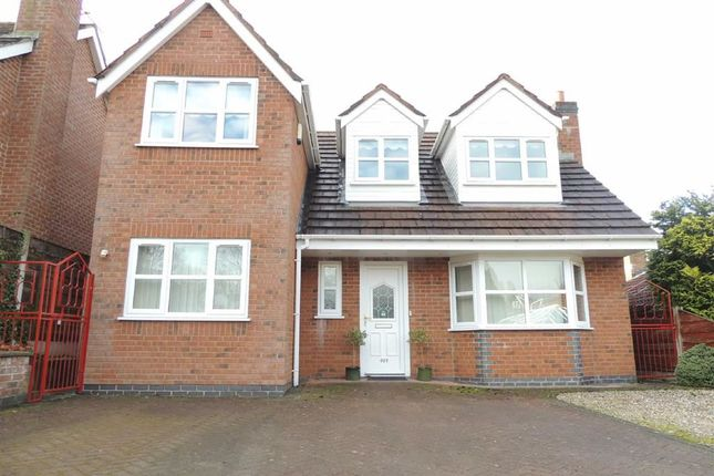 Thumbnail Detached house for sale in Oakdene Crescent, Marple, Stockport