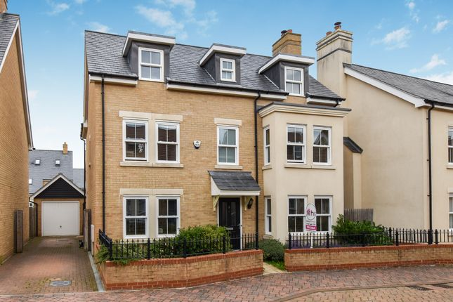 Thumbnail Detached house for sale in Aston Croft, Biggleswade