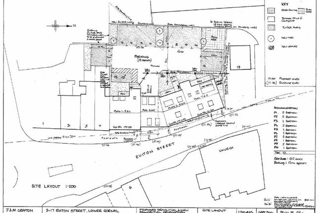 Thumbnail Land for sale in Ruiton Street, Lower Gornal, Dudley