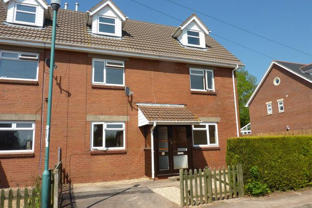Thumbnail Semi-detached house to rent in Lawrence Crescent, Caerwent, Caldicot