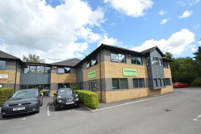 Thumbnail Office for sale in 4 And 5 Lakeside (Long Leasehold), Ringwood