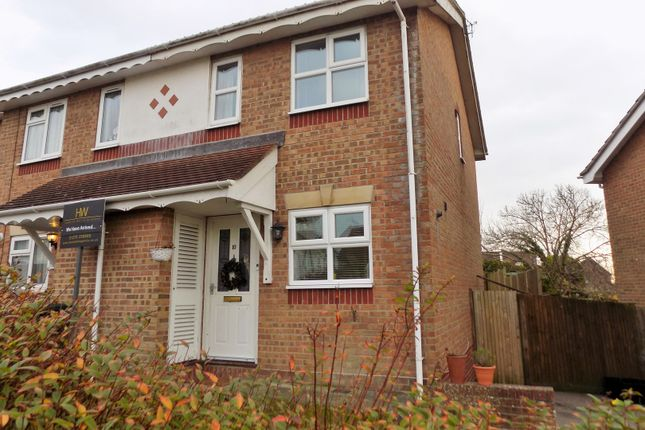 Thumbnail Semi-detached house for sale in Blackthorn Close, Brighton