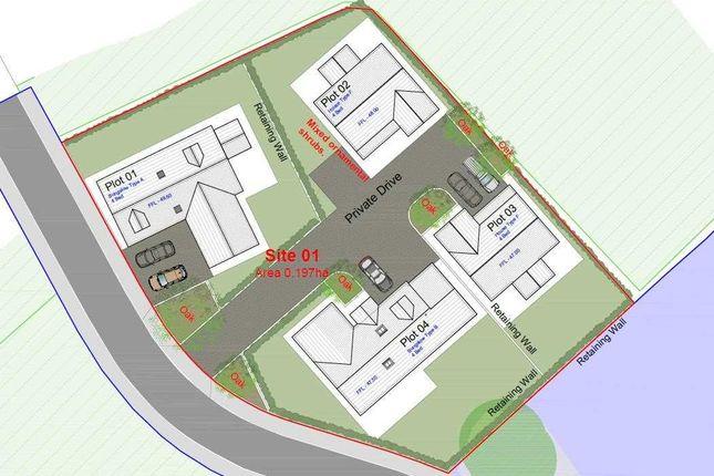 Thumbnail Land for sale in Brooklands Park, Haverfordwest