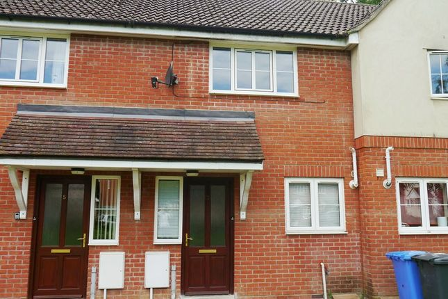 2 bed terraced house to rent in La Salle Close, Ipswich, Suffolk IP2